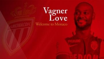 Официально: Вагнер Лав перешёл в «Монако»