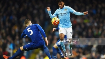 «Манчестер Сити» и «Эвертон» разошлись миром