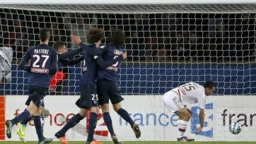 ПСЖ вышел в полуфинал Кубка Французской Лиги