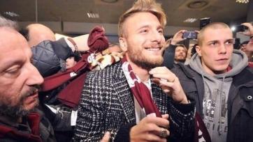 Официально: Иммобиле вернулся в «Торино»