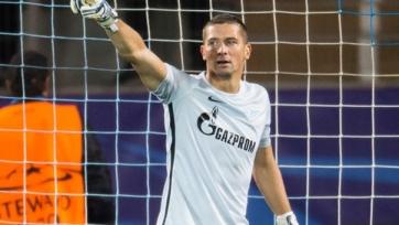 Михаил Кержаков: «Как и любой футболист «Зенита», я хочу сыграть с «Бенфикой»