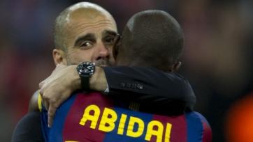 Абидаль: «Гвардиола даровал «Барсе» новое представление о футболе»