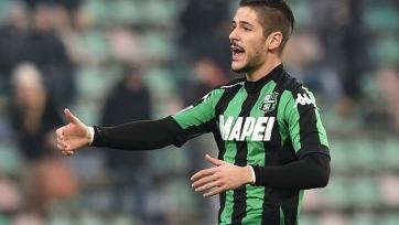 Фальчинелли продлил контракт с «Сассуоло»