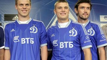 Кокорин и Денисов присоединились к «Динамо»