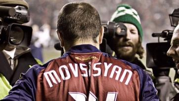 Юра Мовсисян: «Я пришёл в «Реал Солт-Лейк» за чемпионским титулом»
