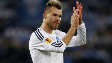 Ярмоленко находится в сфере интересов трёх клубов из Бундеслиги и АПЛ