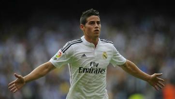 «Реал» согласился продать Хамеса Родригеса в «МЮ»