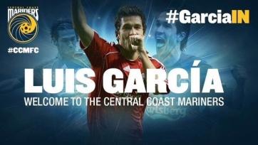 Луис Гарсия отправился в Австралию