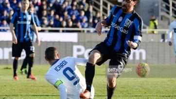 «Интер» потерял очки в схватке с «Аталантой»