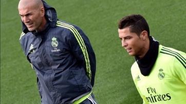 Зидан: «Для меня Роналду – это лучший игрок на планете»