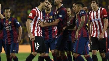 Луис Энрике предупредил футболистов «Атлетика»