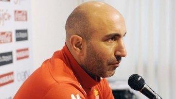 Абелардо: «Мои игроки выйдут на поле, дабы насладиться игрой в футбол»