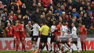 «Манчестер Юнайтед» в напряжённом матче обыграл «Ливерпуль»
