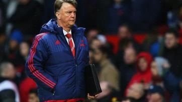 Луи ван Гаал: «Надеюсь, команда продолжит побеждать»