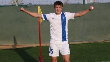 Денис Ткачук: «Уверен, что переход в «Рубин» - правильный выбор»