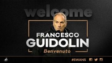 Официально: Гвидолин – новый наставник «Суонси»