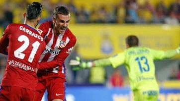 Хави похвалил «Атлетико»