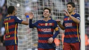 Хави: «Месси-Неймар-Суарес являются лучшей атакующей тройкой в истории футбола»
