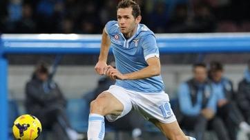 Официально: Лулич продлил контракт с «Лацио»