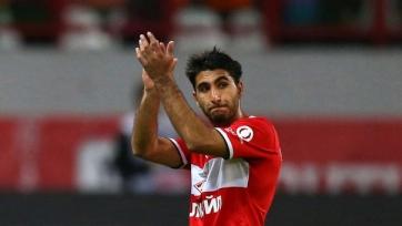 Арас Озбилиз может снова стать игроком «Кубани»
