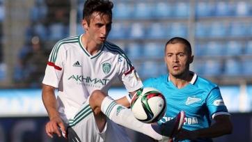 Маурисио: «С нетерпением жду первую тренировку с «Зенитом»