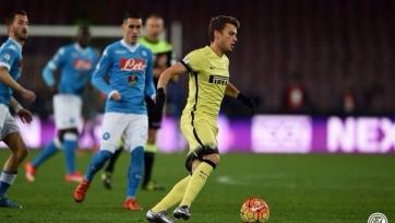 «Интер» оставил не у дел «Наполи» и пробился в полуфинал Кубка Италии