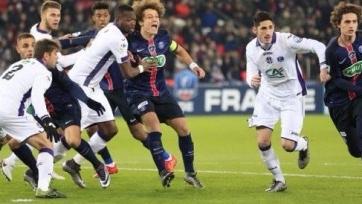 ПСЖ снова выиграл у «Тулузы» и добыл путёвку в следующий раунд французского Кубка