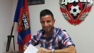 Тошич готов продлить свой контракт с ЦСКА