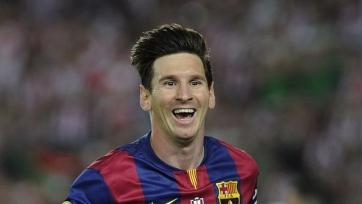 Месси: «В Европе я буду играть только за «Барселону»