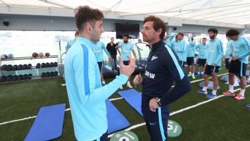 Маурисио присоединился к «Зениту», Виллаш-Боаш прокомментировал переход футболиста