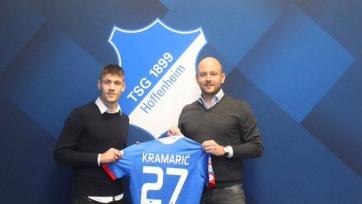 Официально: Андрей Крамарич продолжит карьеру в «Хоффенхайме»