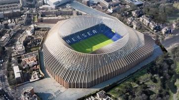 Новый стадион «Челси» оценивается в 500 миллионов фунтов (видео)