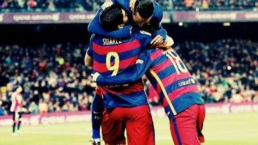 «Барселона» объявила стартовый состав на матч с «Атлетиком»