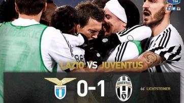 «Ювентус» пробился в полуфинал Кубка Италии