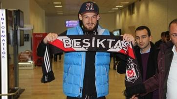 Официально: Бойко стал игроком «Бешикташа»