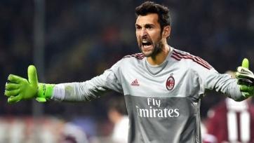«Бешикташ» нацелился на вратаря «Милана»