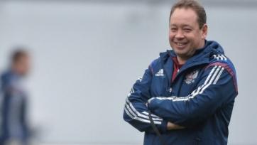 Слуцкий остался доволен действиями команды в матче со «Сьоном»