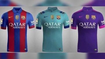 Первые эскизы новой формы «Барселоны» попали в сеть