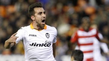 Алькасер – новый капитан «Валенсии»