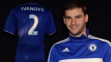 Иванович: «Рад, что проведу в «Челси» и следующий сезон»