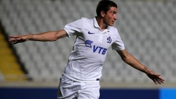 Московское «Динамо» выиграло в матче с «Маттерсбургом»