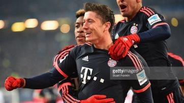 «Бавария» начала второй круг с победы