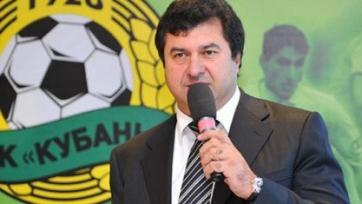 Мкртчан: «Надеюсь, в «Кубани» и дальше будет уважительное отношение между игроками и руководством»