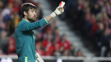 Агент: «Крицюка считают лучшим вратарём португальского первенства»