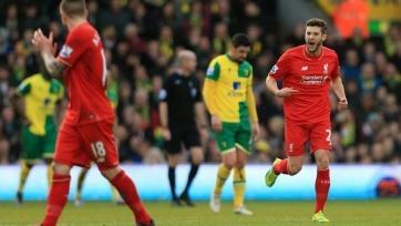 Сумасшедшая победа «Ливерпуля» в Норвиче