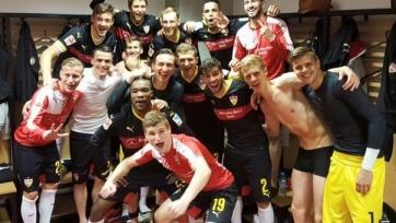 «Штутгарт» обыграл «Кёльн», Кравец вышел на последние минуты матча