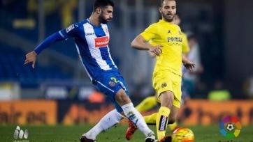 «Вильярреал» ушёл от поражения в матче с «Эспаньолом», продлив свою беспроигрышную серию