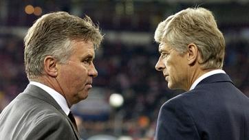 Хиддинк: «Венгер – один из последних тренеров в мире, которые будут работать 20 лет в одном клубе»