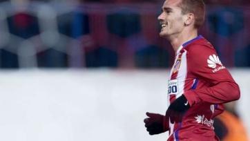 Антуан Гризманн: «Я очень хорошо чувствую себя в «Атлетико»