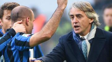 Роберто Манчини: «Мне 50 лет, но я бы забил в тех эпизодах, в которых мои футболисты не сделали этого»